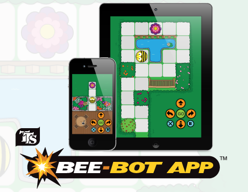 Stripey Design - Bee-Bot