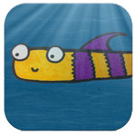 Squiggle Fish App Icon