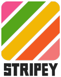 Stripey Design Logo